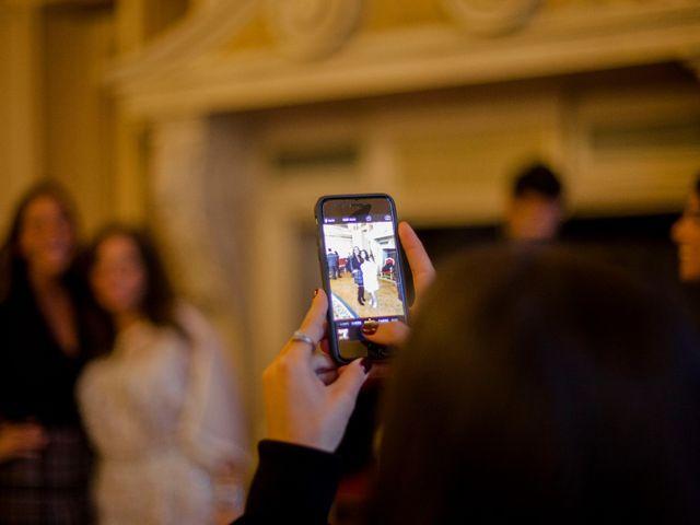 Le mariage de David et Ilana à Paris, Paris 13