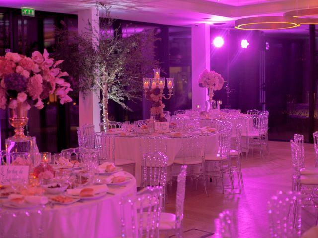 Le mariage de David et Ilana à Paris, Paris 17