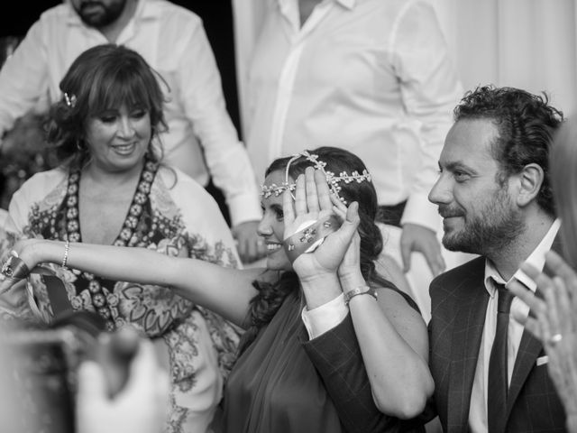 Le mariage de David et Ilana à Paris, Paris 43