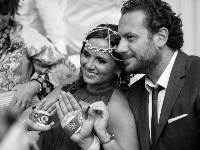 Le mariage de David et Ilana à Paris, Paris 44