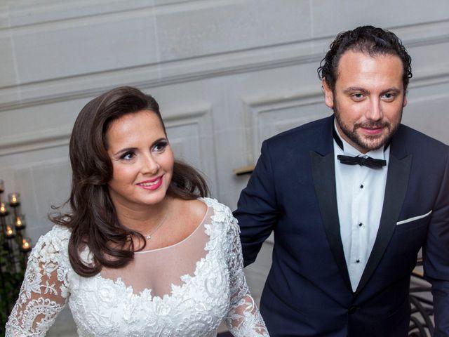 Le mariage de David et Ilana à Paris, Paris 57