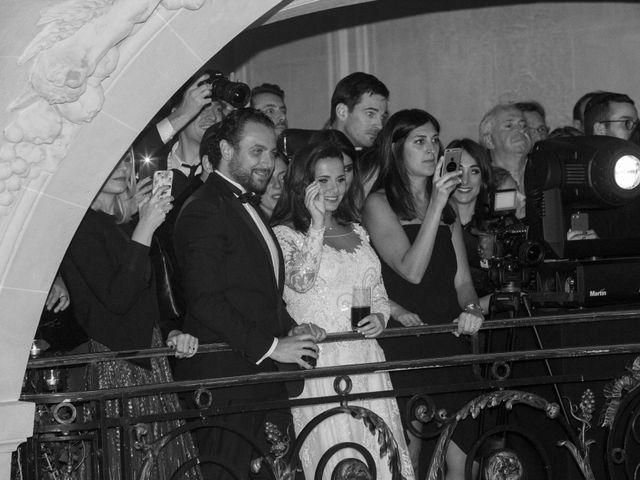 Le mariage de David et Ilana à Paris, Paris 61