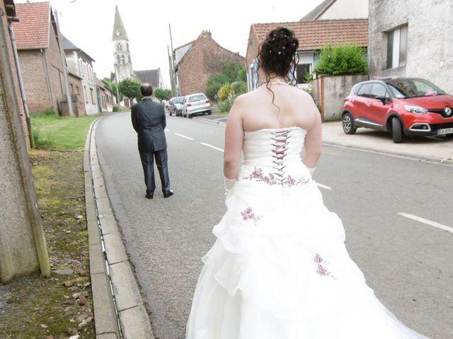 Le mariage de Olivia et Eric à Martinpuich, Pas-de-Calais 3