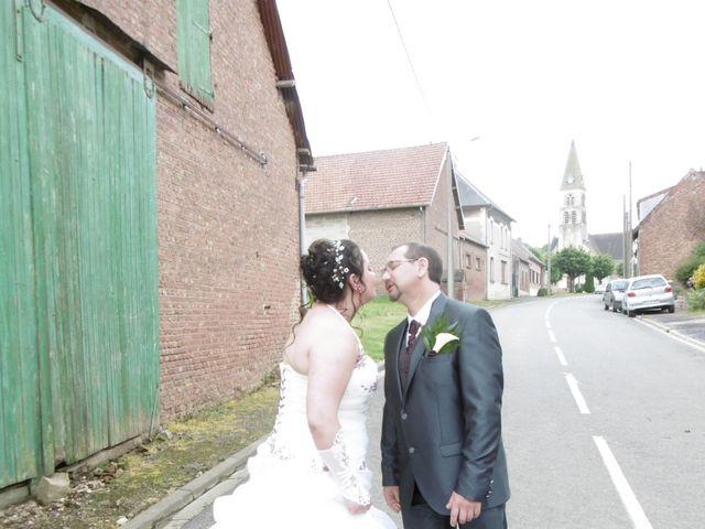 Le mariage de Olivia et Eric à Martinpuich, Pas-de-Calais 4