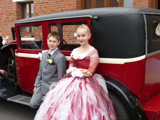 Le mariage de Olivia et Eric à Martinpuich, Pas-de-Calais 9