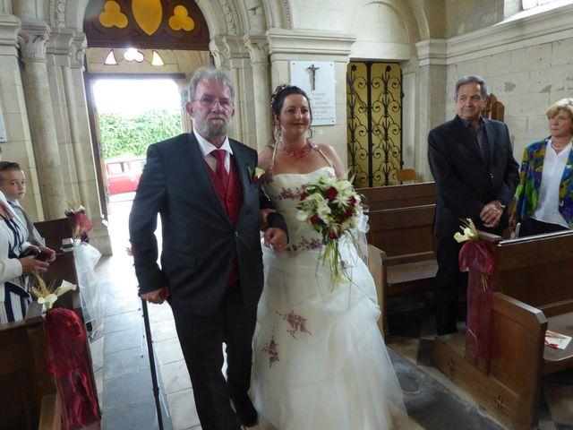 Le mariage de Olivia et Eric à Martinpuich, Pas-de-Calais 10