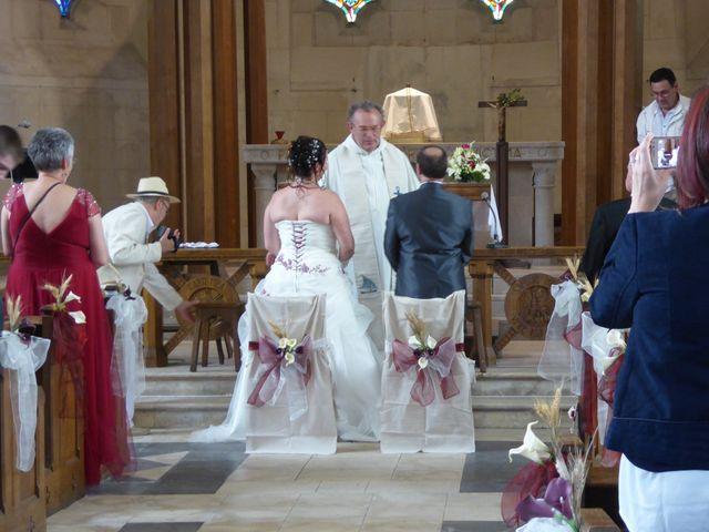 Le mariage de Olivia et Eric à Martinpuich, Pas-de-Calais 11