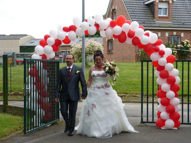 Le mariage de Olivia et Eric à Martinpuich, Pas-de-Calais 25