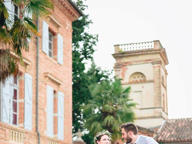 Le mariage de Jean-Lionel et Kathleen à Buzet-sur-Tarn, Haute-Garonne 9