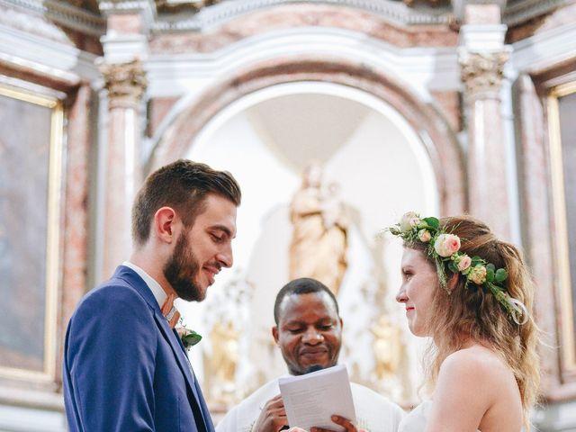 Le mariage de Jean-Lionel et Kathleen à Buzet-sur-Tarn, Haute-Garonne 31