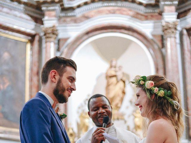 Le mariage de Jean-Lionel et Kathleen à Buzet-sur-Tarn, Haute-Garonne 32