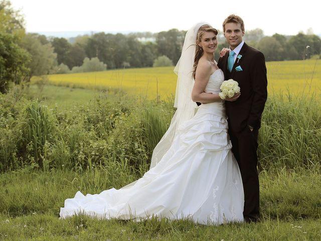 Le mariage de Adeline et Guillaume à Neauphle-le-Château, Yvelines 4