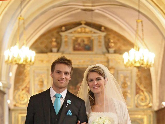 Le mariage de Adeline et Guillaume à Neauphle-le-Château, Yvelines 6