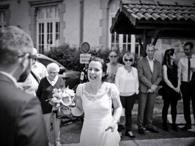 Le mariage de Yohann et Stéphanie à Beauvoir-en-royans , Isère 1