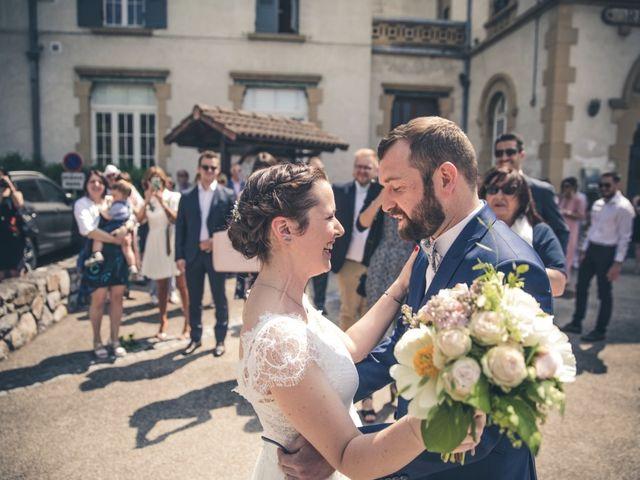 Le mariage de Yohann et Stéphanie à Beauvoir-en-royans , Isère 2