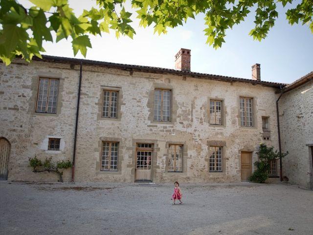 Le mariage de Yohann et Stéphanie à Beauvoir-en-royans , Isère 13