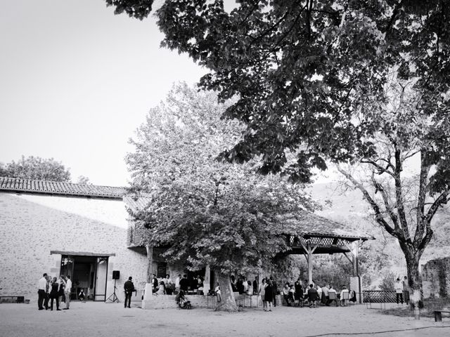 Le mariage de Yohann et Stéphanie à Beauvoir-en-royans , Isère 16