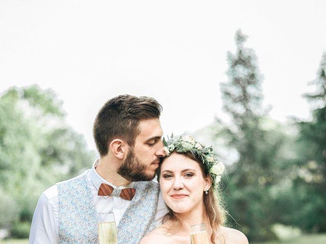 Le mariage de Jean-Lionel et Kathleen à Buzet-sur-Tarn, Haute-Garonne 1