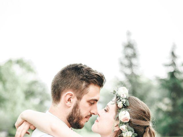 Le mariage de Kathleen et Jean-Lionel