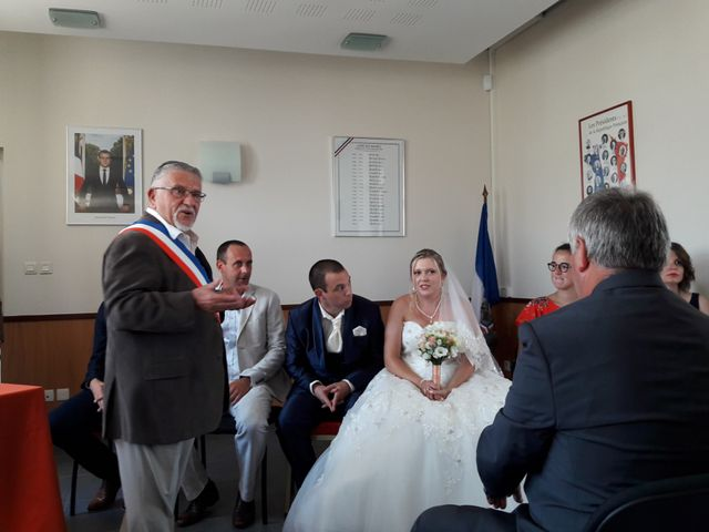 Le mariage de Gregory et Angelique à Vernou-sur-Brenne, Indre-et-Loire 7