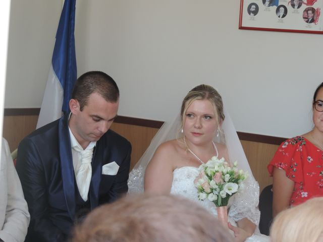 Le mariage de Gregory et Angelique à Vernou-sur-Brenne, Indre-et-Loire 9