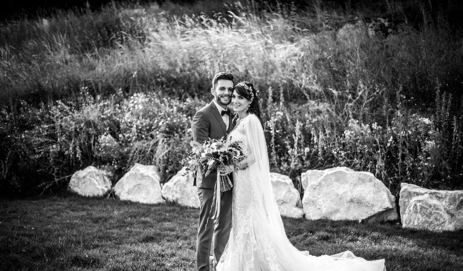Le mariage de Kenny et Léa à Autrans, Isère