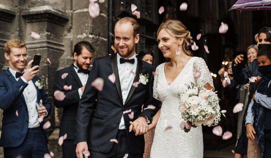Le mariage de Pierre-Louis et Mélanie à Compiègne, Oise
