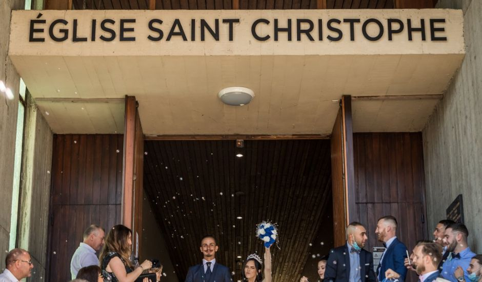 Le mariage de Hugo et Morganne  à Saint-Égrève, Isère
