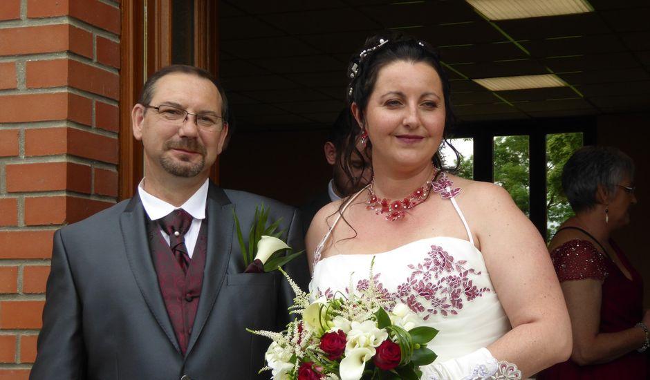 Le mariage de Olivia et Eric à Martinpuich, Pas-de-Calais