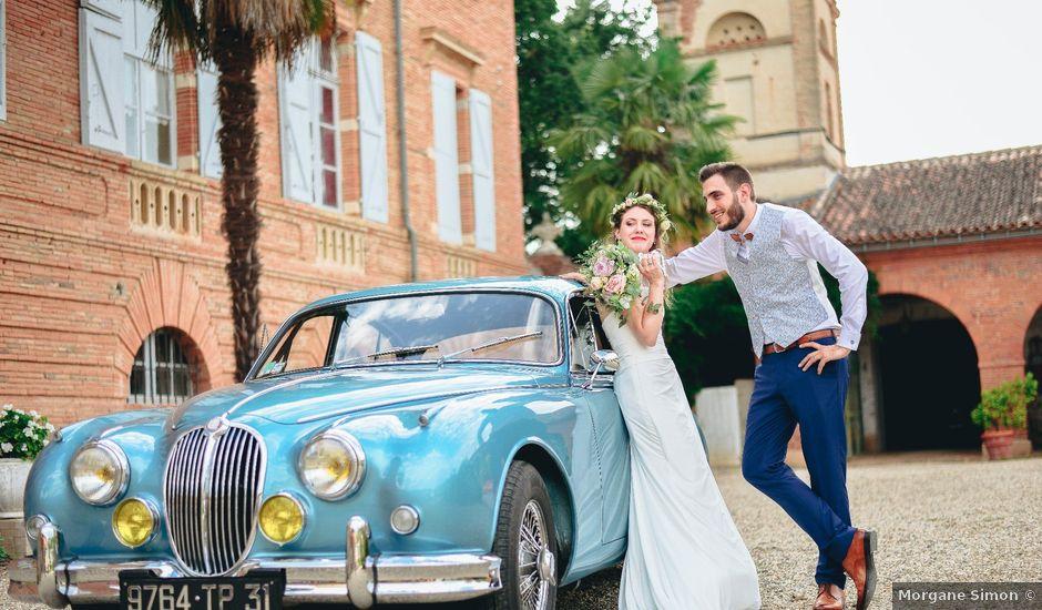 Le mariage de Jean-Lionel et Kathleen à Buzet-sur-Tarn, Haute-Garonne
