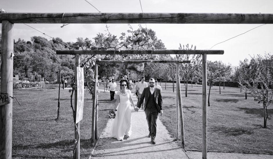 Le mariage de Yohann et Stéphanie à Beauvoir-en-royans , Isère