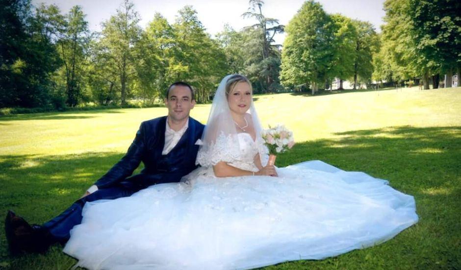 Le mariage de Gregory et Angelique à Vernou-sur-Brenne, Indre-et-Loire