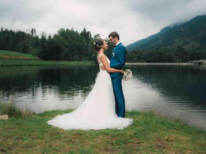 Le mariage de Kim et Thibault