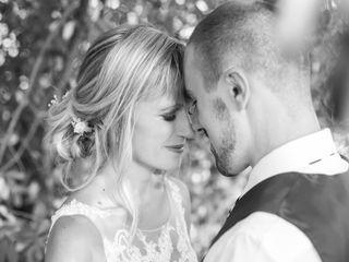 Le mariage de Jessica et Josse 1