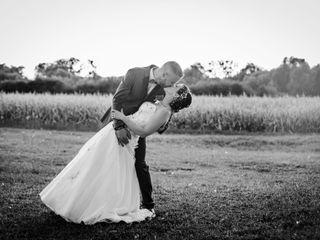 Le mariage de Stéphanie et Joël
