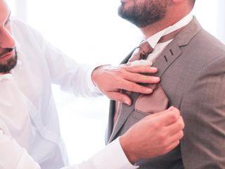 Le mariage de Wassima et Riad 3
