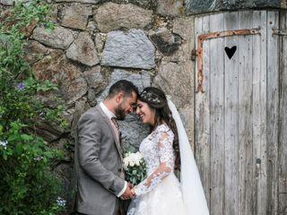 Le mariage de Wassima et Riad