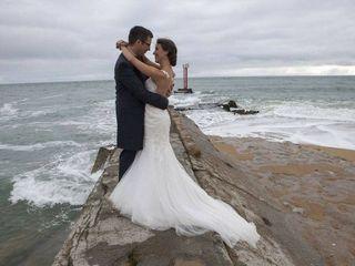 Le mariage de Pierre et Manon