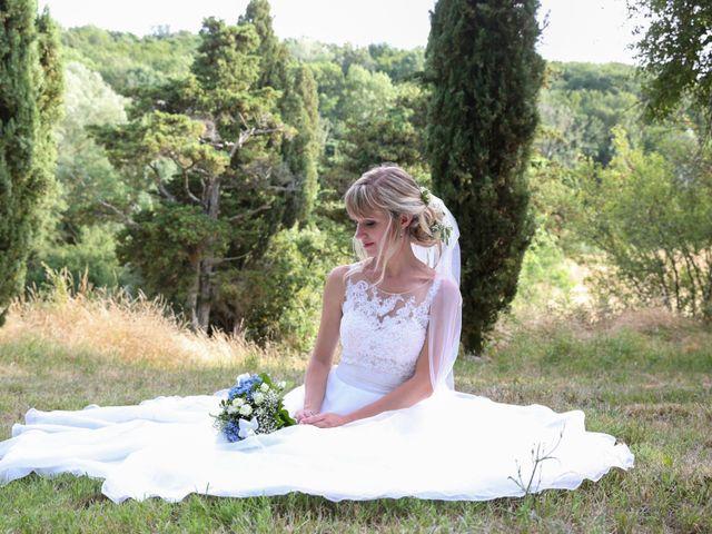 Le mariage de Josse et Jessica à Serres-sur-Arget, Ariège 2