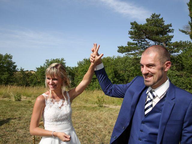 Le mariage de Josse et Jessica à Serres-sur-Arget, Ariège 3