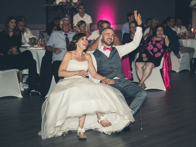 Le mariage de Joël et Stéphanie à Neufchef, Moselle 41