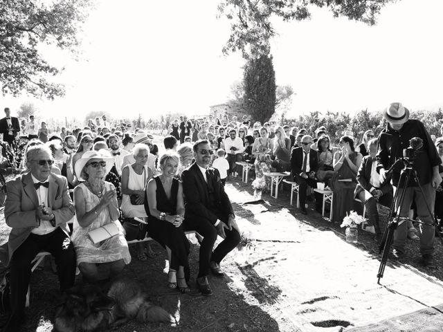 Le mariage de Romain et Estelle à Carnoules, Var 21