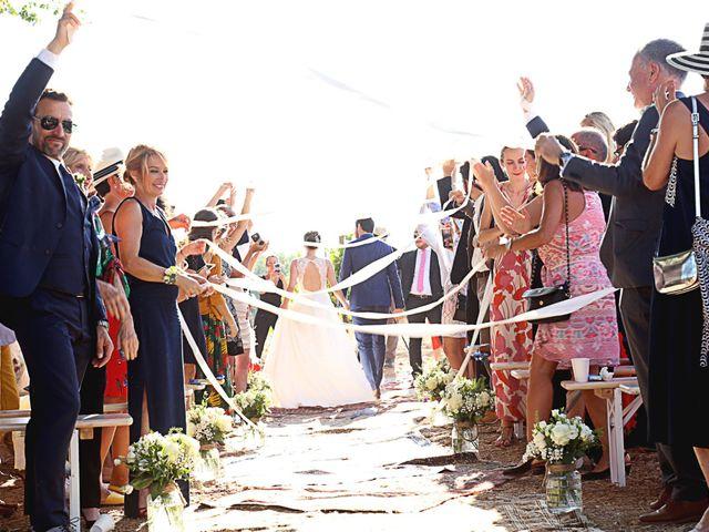 Le mariage de Romain et Estelle à Carnoules, Var 22