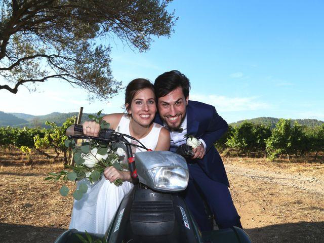 Le mariage de Romain et Estelle à Carnoules, Var 23
