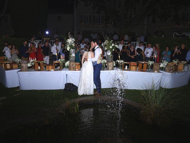 Le mariage de Romain et Estelle à Carnoules, Var 30