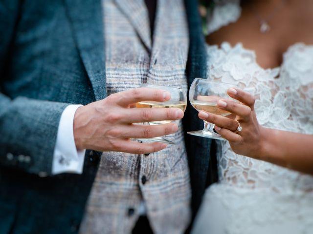 Le mariage de Grégoire et Glynnis à Ennordres, Cher 11