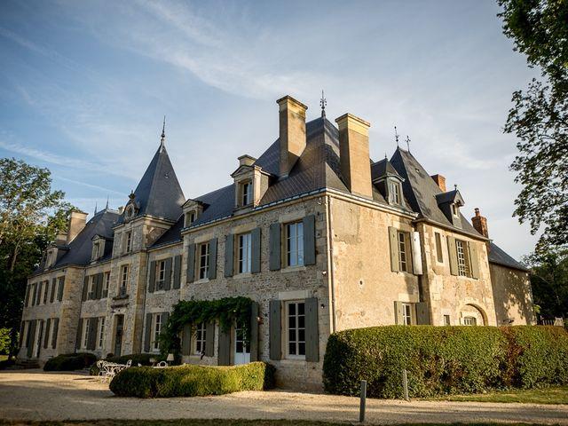 Le mariage de Nicolas et Agathe à Nevers, Nièvre 1