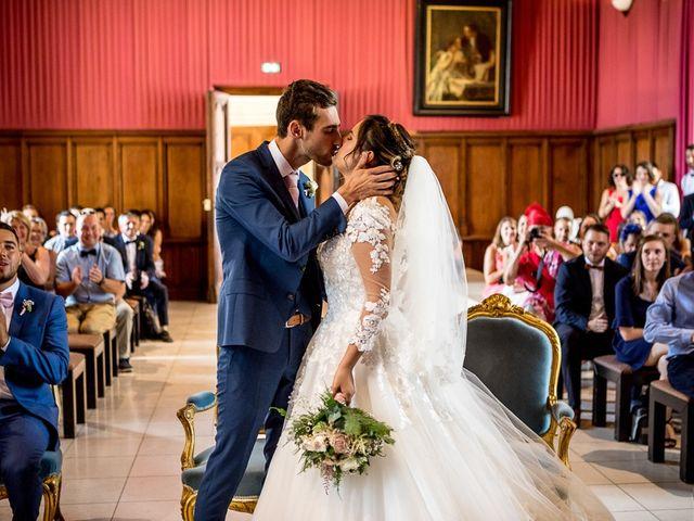 Le mariage de Nicolas et Agathe à Nevers, Nièvre 14