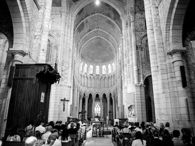 Le mariage de Nicolas et Agathe à Nevers, Nièvre 15