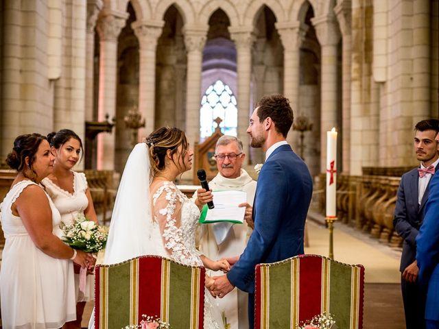 Le mariage de Nicolas et Agathe à Nevers, Nièvre 16